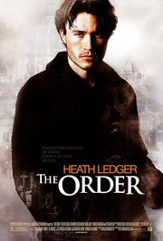 2003 - The Order Movie Poster