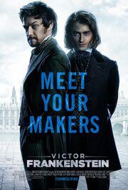2015 - Victor Frankenstein Movie Poster