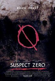 2004 - Suspect Zero Movie Poster