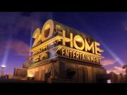 20th Century Fox Home Entertainment (2013) Logo (Short Version)
