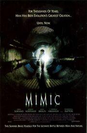 1997 - Mimic Movie Poster