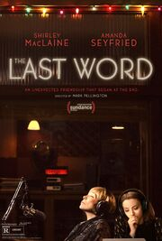 2017 - The Last Word Movie Poster