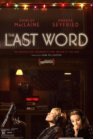 File:2017 - The Last Word Movie Poster.jpg