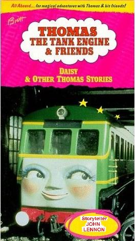 Daisy And Other Thomas Stories VHS