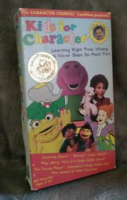 Kids-for-Character-Tom-Selleck-Shari-Lewis-Lamb