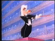 Mysto as a conductor from Magical Maestro
