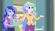 Celestia and Luna -Fall Formal is back on- EG