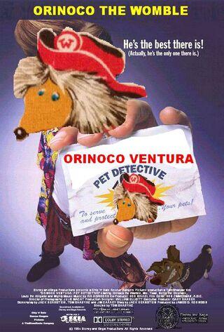 Orinoco Ventura Pet Detective Poster