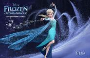 Elsa from frozen hi res