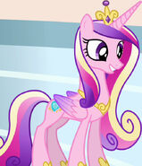 Princess Cadance id S03E12