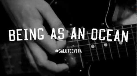 Being As An Ocean - Salute e Vita (Official Music Video)