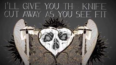 As I Lay Dying - Cauterize (Lyric Video)