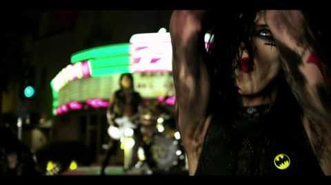 Black Veil Brides - Rebel Love Song (Official Music Video)