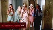 SCREAM QUEENS Best Of 30 Screams In 30