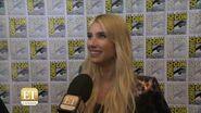 Emma Roberts Talks Season 2 Of 'Scream Queens' At Comic-Con SDCC 2016