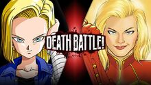 Android18VSCaptainMarvel
