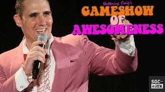 Stuttering Craig's GAMESHOW OF AWESOMENESS