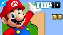 Top102DMarioLevels