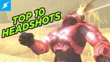 Top10HeadshotswithDEATHBATTLE'sBoomstick
