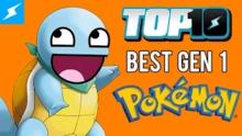 Top10BestGen1Pokemon