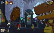 Scribblenauts Unmasked Batcave