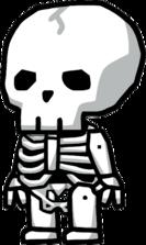 Living Skeleton