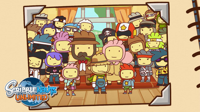 File:Scribblenauts family.jpg