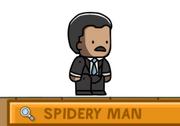 Spidery Man
