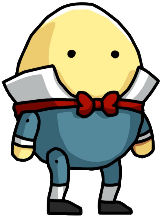 Humpty Dumpty Scribblenauts Wiki Fandom Powered By Wikia