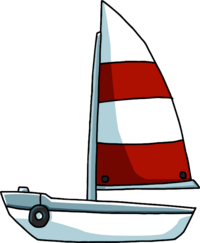 Sailboat SU
