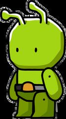 Martian Male