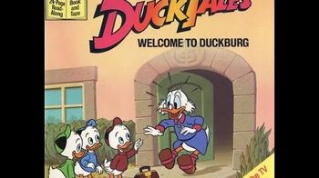 DuckTales Read-Along Storyteller - Welcome to Duckburg