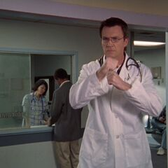 Jan Itor is back as the chief of medicine