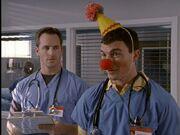 2x6 Doug as clown