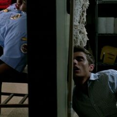 Cpt. Duncook and Cole fell asleep.