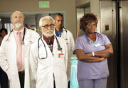 7x4 Beardface Colonel Doctor Ronald and Shirley