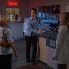 J.D. gets confronted by Elliot and Kim