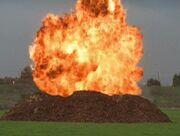 4x11 plane explodes