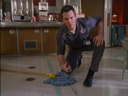 4x24 angry Janitor