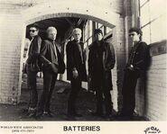 Batteries promo shot