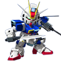 Unit a impulse gundam
