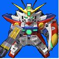Unit a wing gundam zero