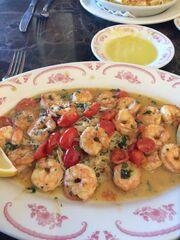 Maggiano shrimp scampi