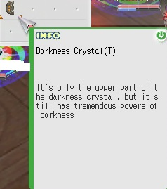 Darkness Crystal(T)