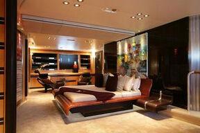 Captain's Bedroom
