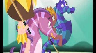 Cartoons Sea Princesses - The Big Game