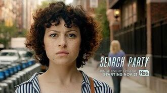 Search Party Series Premiere TBS