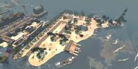 Bombs Bay Airfield