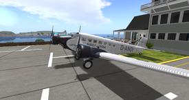 Junkers Ju 523m (THI) 2