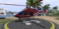 Bell 407 JetRanger (S&W)